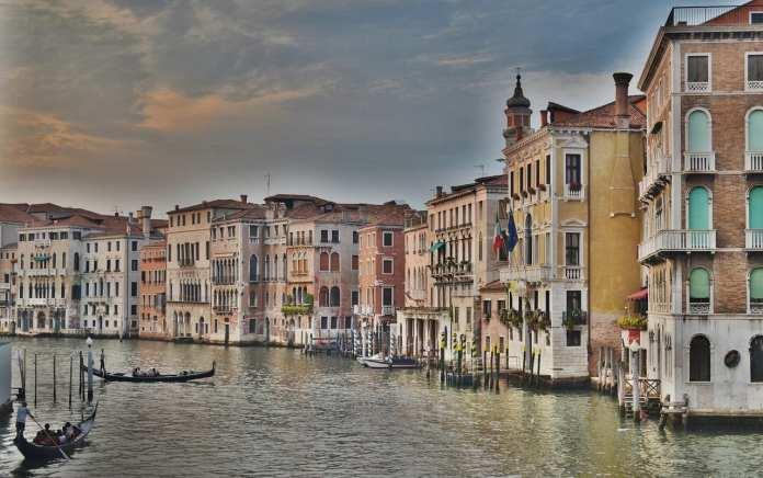 Ученые создают виртуальную копию Венеции на случай затопления города