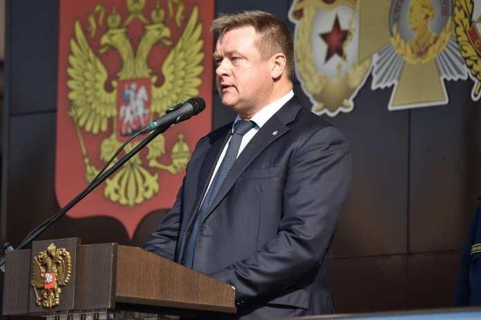 602 курсанта пополнили ряды Рязанского десантного училища