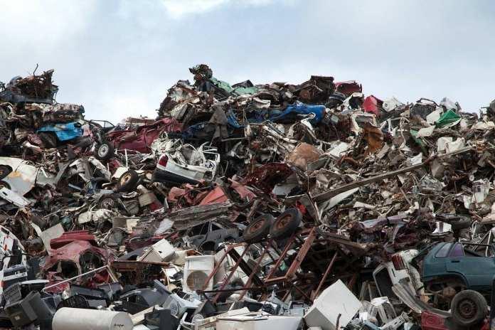 В Норильске загорелся полигон бытовых отходов