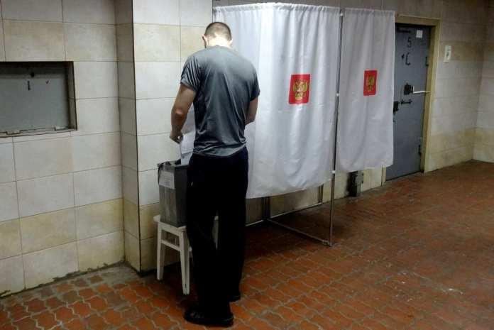 В Рязанской области осужденные проголосовали на выборах в областную думу