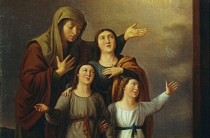 Праздник Веры, Надежды, Любови и матери их Софии: история святых и главные традиции