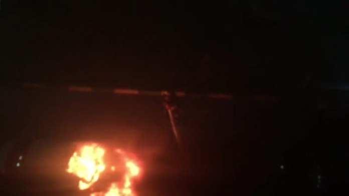 """""""Он перешел дорогу управляющей компании"""": стали известны подробности пожара на улице Птицеводов"""