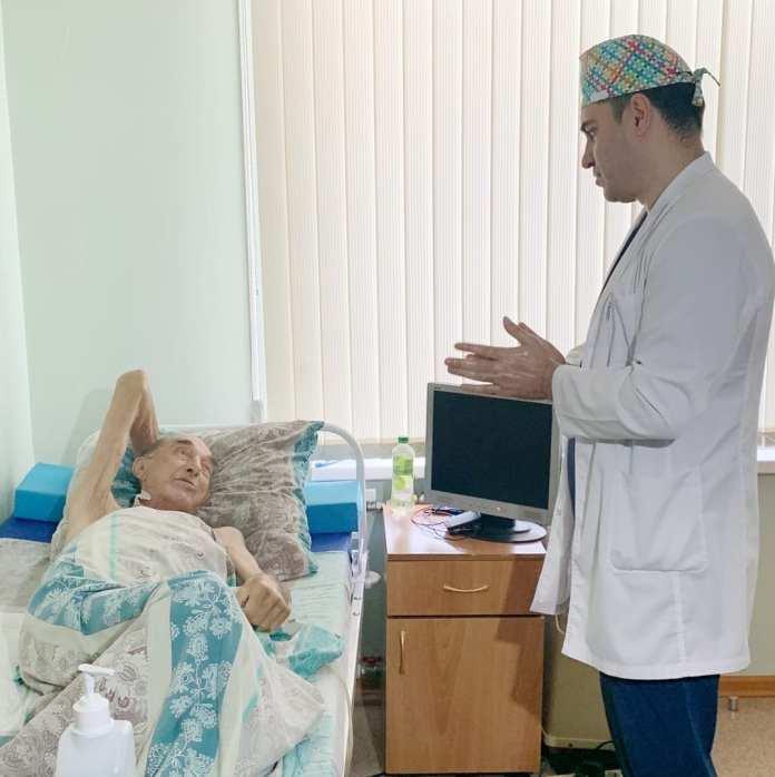 Главврач ОКБ рассказал о рязанце, ведущем борьбу с раком