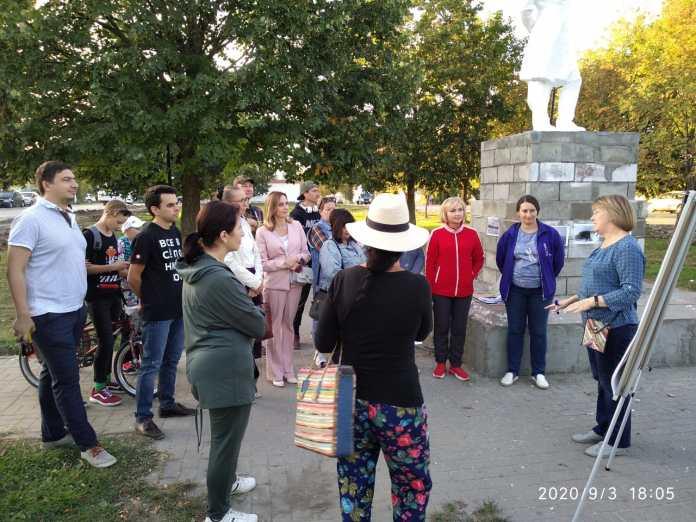 Касимовские активисты предлагают альтернативный проект реконструкции городского сквера