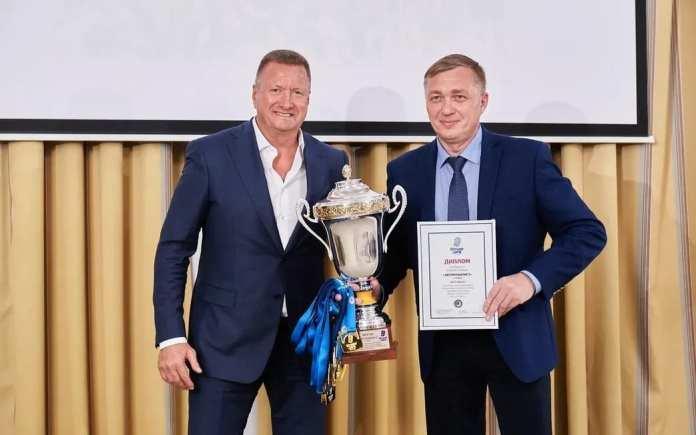 В Рязани прошла конференция Ночной Хоккейной Лиги в Рязанской области