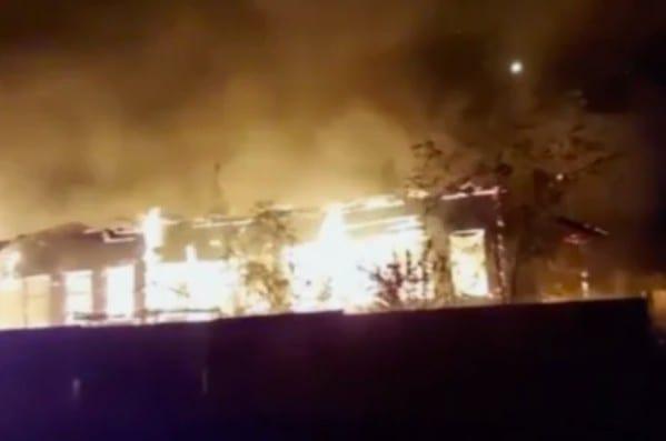 Стали известны подробности пожара в Клепиковском районе