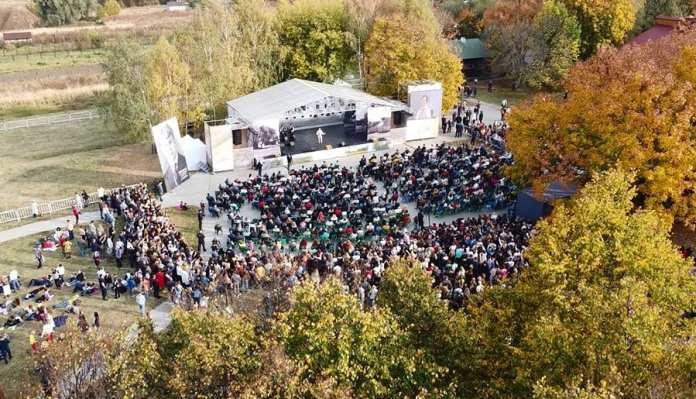 Любимов опубликовал видео из села Константиново