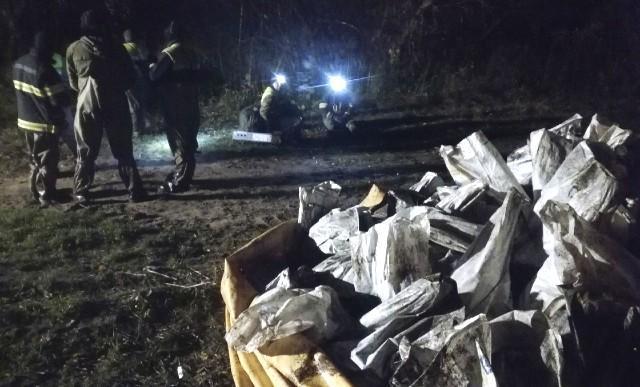 В Архангельске рядом с островом Бревенник обнаружили разлив мазута
