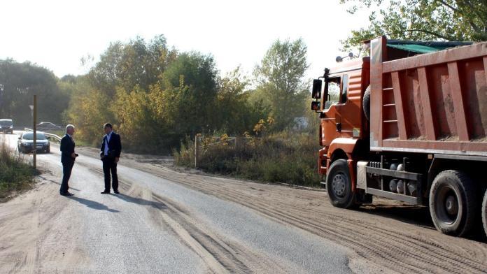 В Рязани усилят контроль за перевозкой строительных грузов