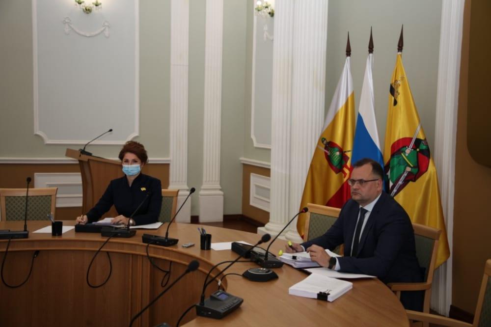 Дорогу и улицу в Рязани хотят передать в собственность области