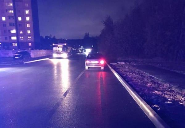 В Рязани автомобиль сбил пожилую женщину