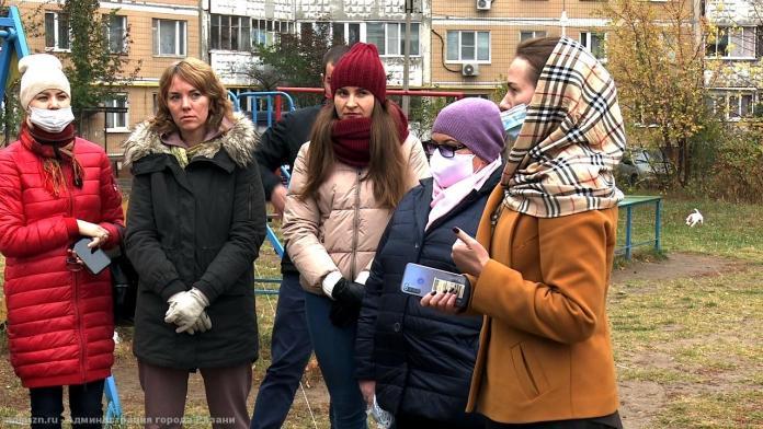 По просьбе рязанцев в проект строительства пристройки к детскому саду на улице Зубковой были внесены изменения