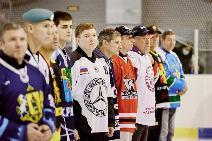 В Рязанской области стартовала Ночная хоккейная лига