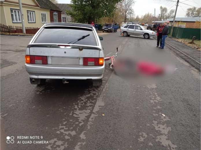 В ДТП в Рязанской области погибла 58-летняя велосипедистка