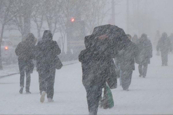 Рязанские коммунальщики перешли в режим повышенной готовности из-за приближающегося снегопада