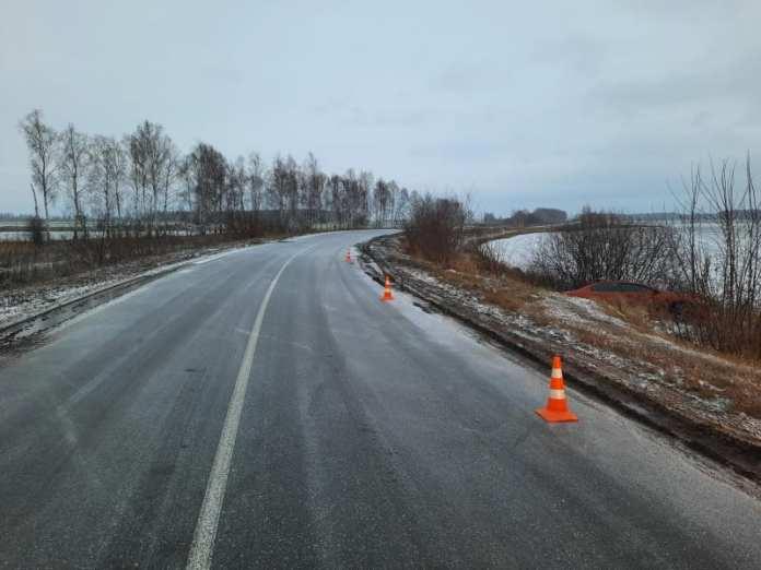 В результате аварии в Рязанской области пострадал несовершеннолетний ребенок