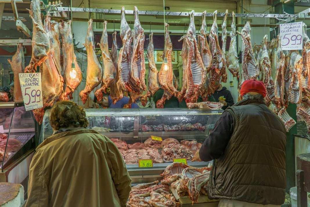 В Рязани на ярмарке выходного дня продали более 9 тонн мяса и колбасных изделий