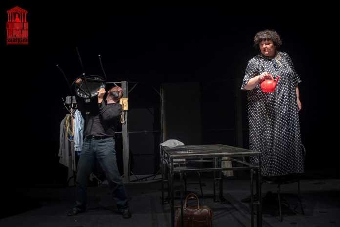 Рязанцам показали спектакль «Лёха» о большой любви маленького человека