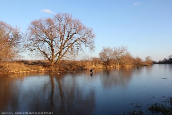 Мэрия назвала самые опасные водоёмы Рязани в зимний сезон