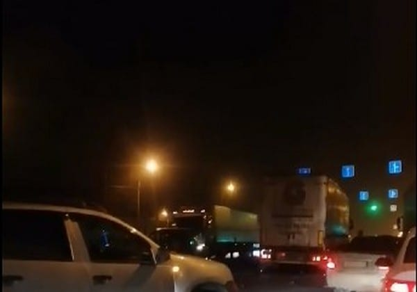 На трассе М5 в Рязанском районе произошло массовое ДТП