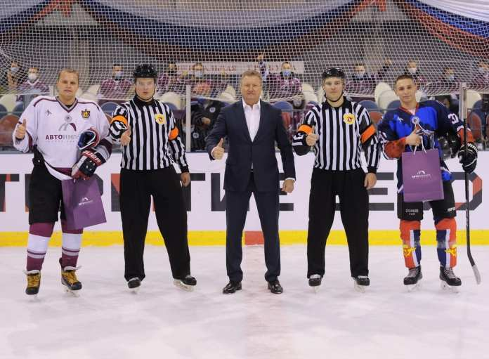 Рязанская область присоединилась к онлайн-марафону старта нового сезона ночной хоккейной лиги