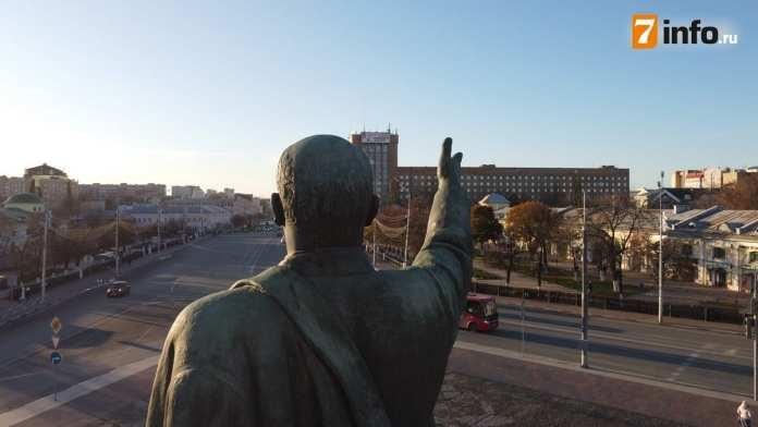 Площадь Ленина. От хлеба до зрелищ