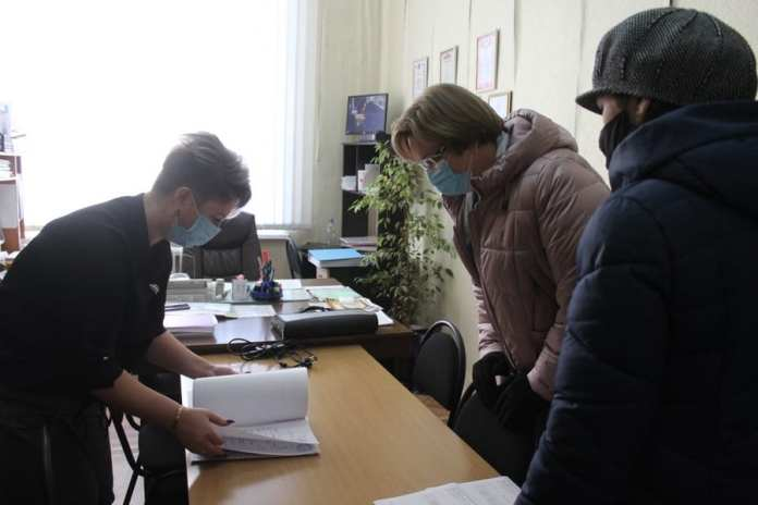 Скопинские школы проверили на соблюдение антиковидных мер