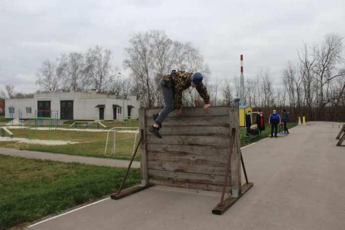 """Скопинские школьники поучаствовали в """"Школе безопасности"""""""