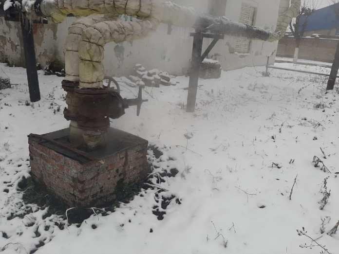 В Рязани вновь нашли повреждённые участки теплотрассы