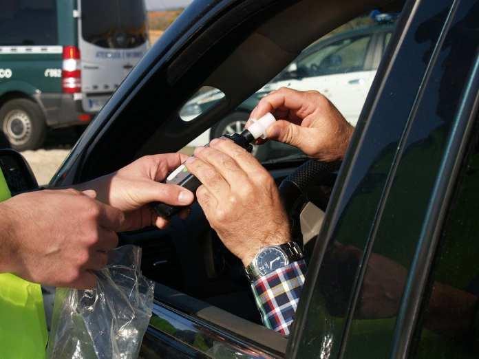 В Рязани сотрудники ППС поймали пьяного водителя