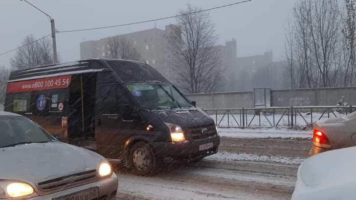 В Рязани накажут водителя маршрутки, высадившего пассажирку на дорогу