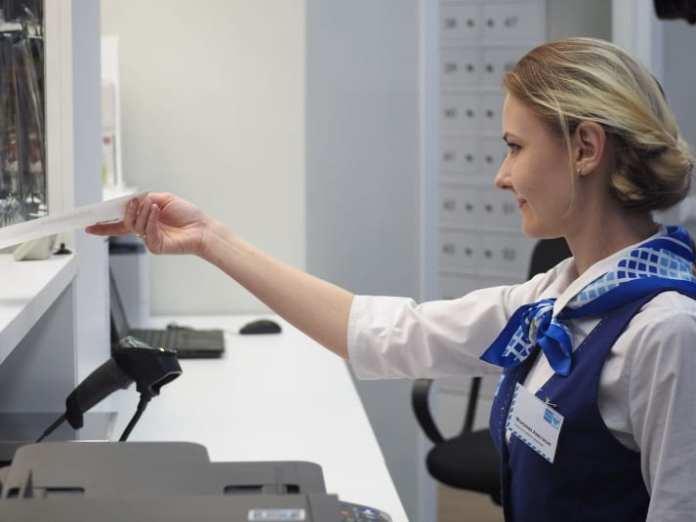 В Рязанской области Почта России начала принимать наложенные платежи безналом