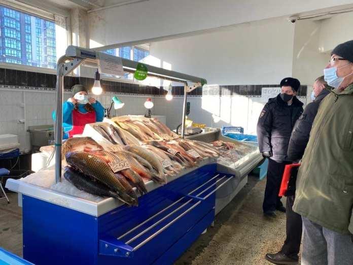 В Рязани проверили рынки