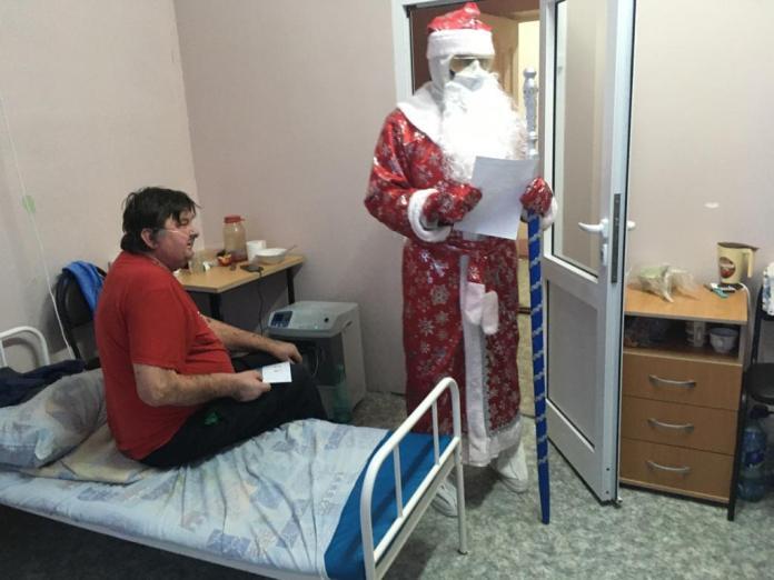 Пациентам рязанских больниц передали поздравления от Николая Любимова