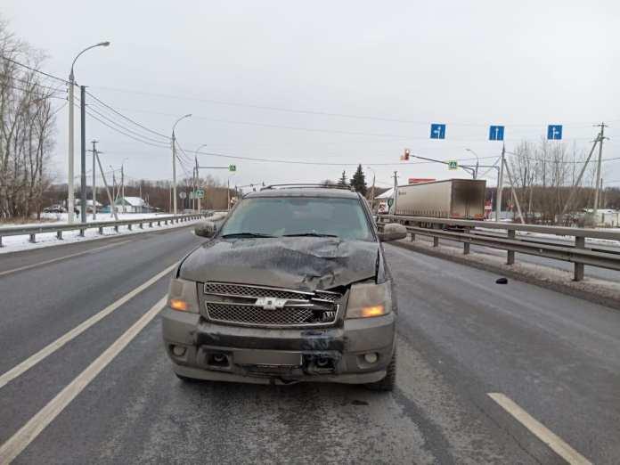 В Рязанском районе на трассе М-5 внедорожник насмерть сбил 59-летнего мужчину