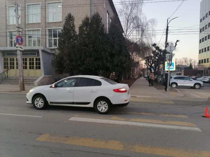 В Рязани на улице Свободы иномарка сбила 77-летнюю пенсионерку