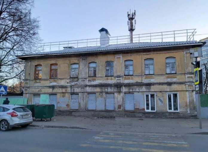 В ОНФ попросили признать дом в центре Рязани непригодным для проживания