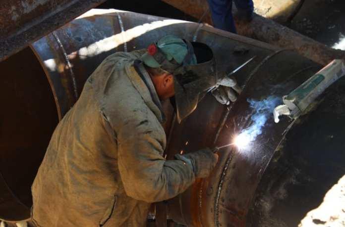 В Липецке теплоэнергетики завершили ремонт на магистральном трубопроводе