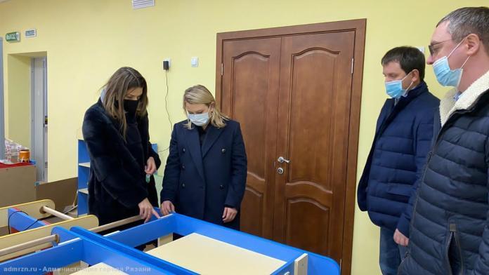 Детский сад в Дашково-Песочне готовят к открытию