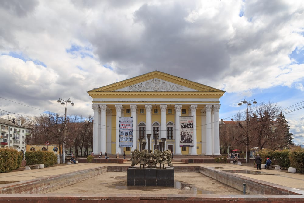 Рязанский драмтеатр получит федеральные средства на ремонт