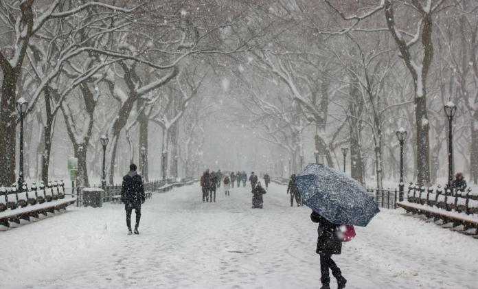 За выходные в Рязанской области выпадет 25 см снега