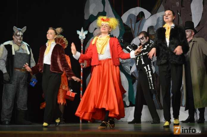 В Рязанском музыкальном театре рассказали о новых приключениях Ивана Царевича и Серого Волка