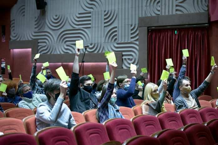 В Рязани прошла отчётно-выборная конференция Союза театральных деятелей