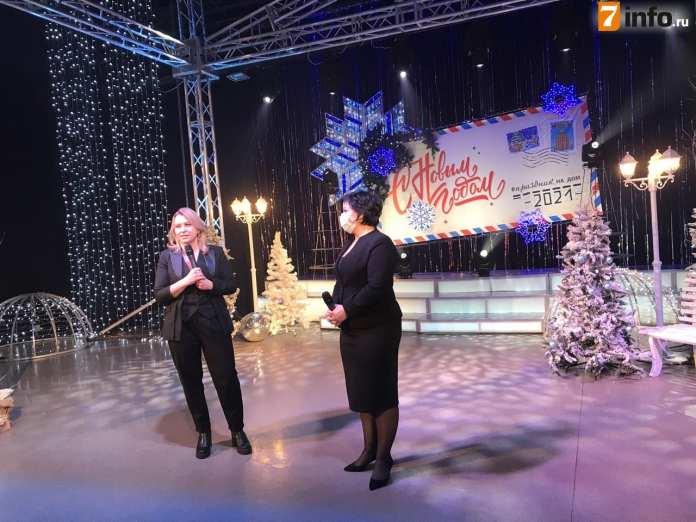 Новогоднее оформление Рязани закончат к 15 декабря
