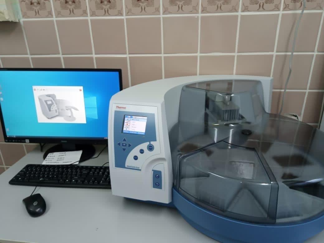 В Рязанской области утроена мощность одной из лабораторий по тестированию на COVID-19