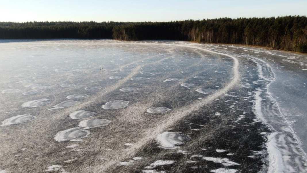 Труп рыбака нашли на поверхности Горьковского водохранилища в Костроме
