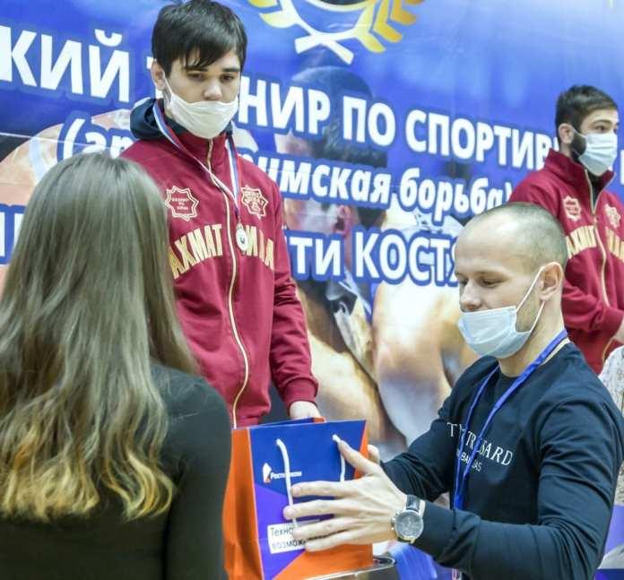 «Ростелеком» поддержал турнир по спортивной борьбе в Рязани