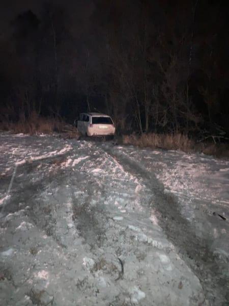 "Под Рязанью на трассе М5 ""Урал"" столкнулись две легковушки"