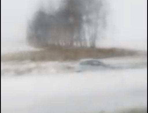 В Рыбновском районе трактор столкнулся с легковушкой