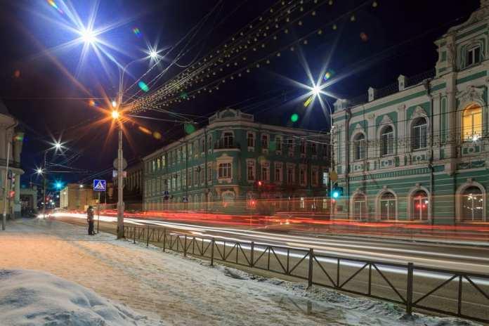 В выходные в Рязанской области похолодает до -20°С